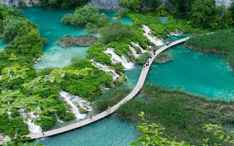 Poznávání Chorvatska a Slovinska s ubytováním