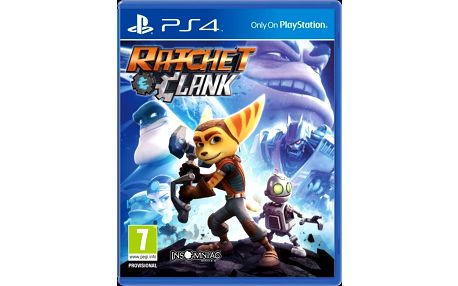 Hra PS4 Ratchet & Clank