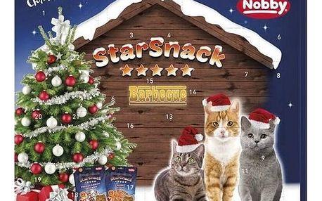 Pamlsek Nobby StarSnack adventní kalendář pro kočky