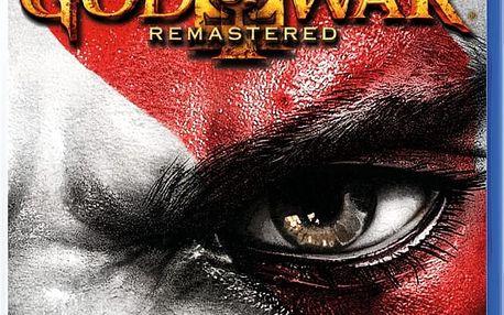 Hra PS4 God of War 3: Remastered