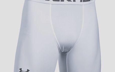 Kompresní šortky Under Armour HG 2.0 Comp Short Bílá