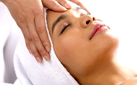 Kompletní kosmetické ošetření pleti v délce 90 minut.