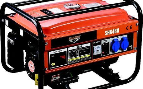 Nářadí Sharks SHK480 SH 2580-PT