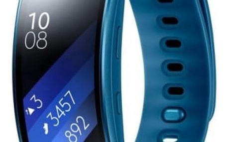 Samsung Galaxy Gear Fit 2 SM-R360, blue