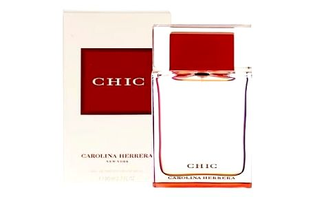 Carolina Herrera Chic 80 ml EDP Tester W
