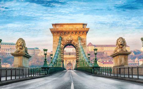 4 * hotel s wellness přímo v centru Budapešti