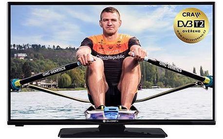 Televize GoGEN TVH 32P260T černá + DOPRAVA ZDARMA