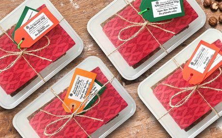Vánoce zdravě: raw a proteinová těsta bez lepku