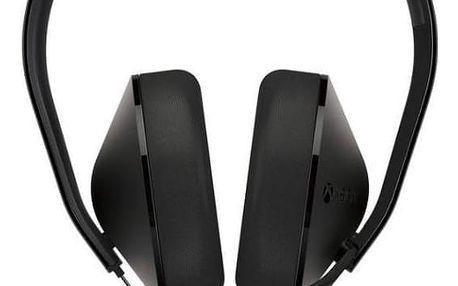 Microsoft Xbox One, stereo sluchátka