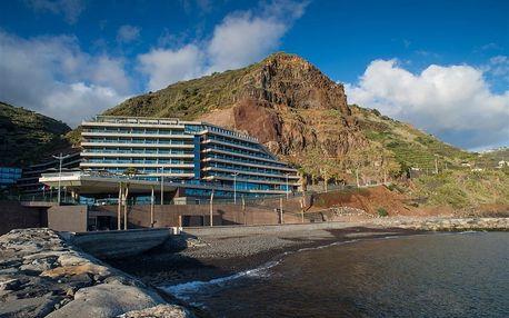 Madeira - Calheta na 8 až 10 dní, snídaně s dopravou letecky z Prahy