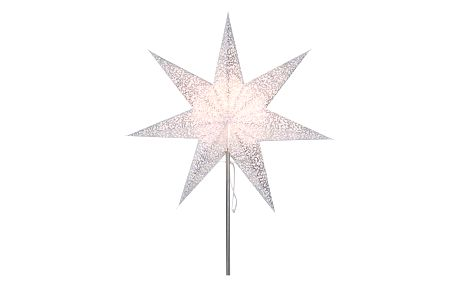 Svítící hvězda na stojánku Best Season Paperstar