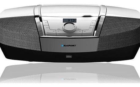 Radiopřijímač s CD Blaupunkt BB12WH (BB12WH) bílý