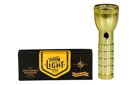 Baterka Gentlemen's Hardware Torch