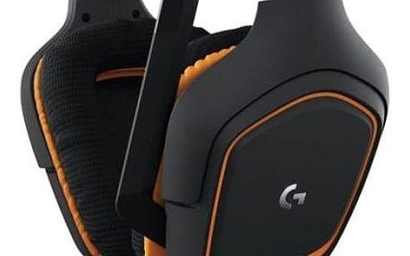Mikrofon/sluchátka Logitech G231 Prodigy Gaming Headset