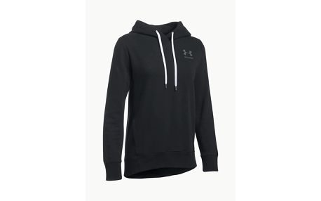 Mikina Under Armour Fav Fleece PO Left Chest Černá
