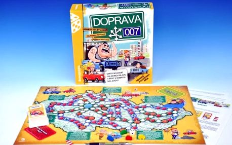 BONAPARTE HRA DOPRAVA 007