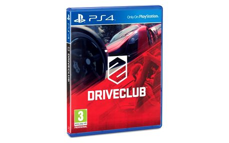 Hra PS4 Driveclub