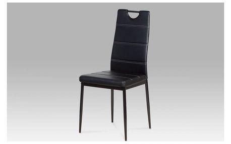 Jídelní židle AC-1220 BK Autronic