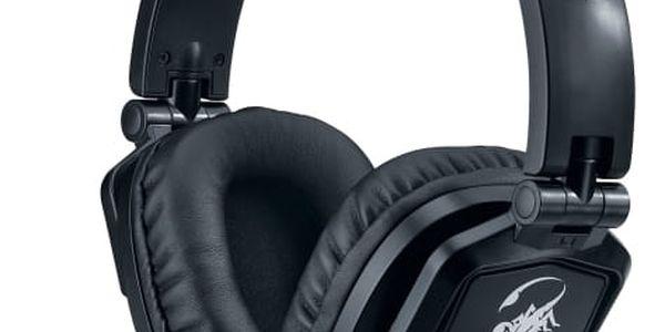 PS3 příslušenství Genius Headset HS-G550 GX Gaming LYCHAS