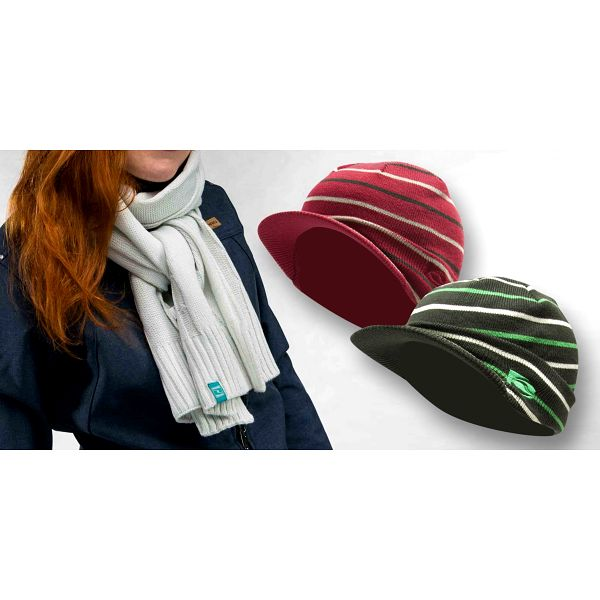 Zimní čepice a šály Loap