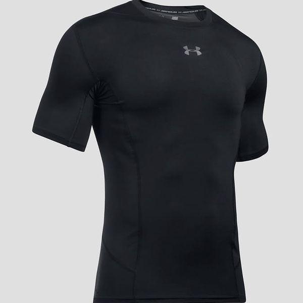 Kompresní tričko Under Armour HG Supervent 2.0 SS Černá