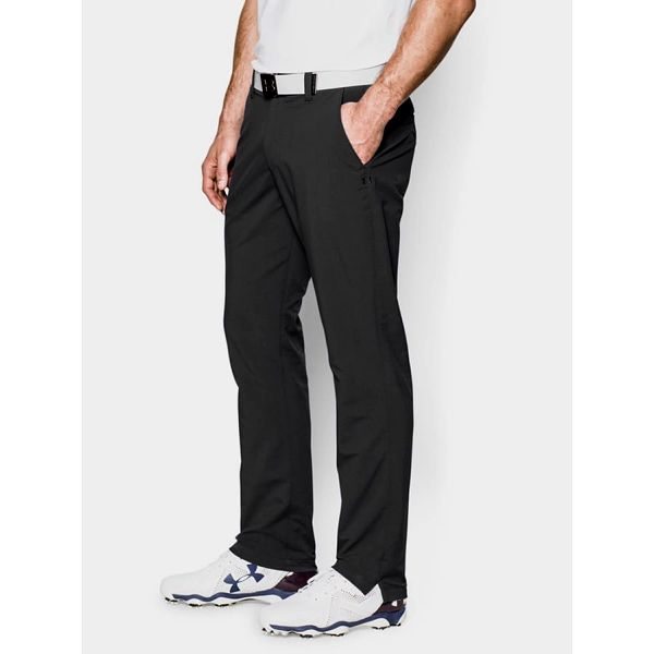 Kalhoty Under Armour Match Play Taper Pant Černá