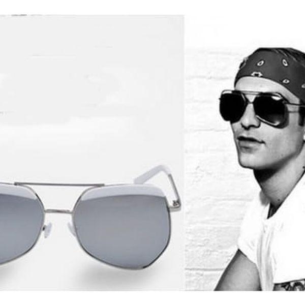 Sluneční brýle Original s hranatými obroučkami - VÝPRODEJ!
