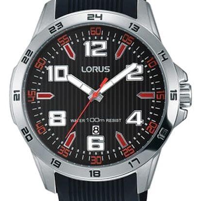 Lorus RH907GX9 + nůž, pojištění hodinek, doprava ZDARMA, záruka 3 roky
