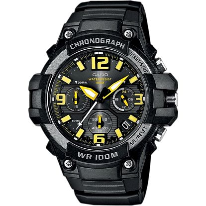 Casio MCW 100H-9A + nůž, pojištění hodinek, doprava ZDARMA, záruka 3 roky