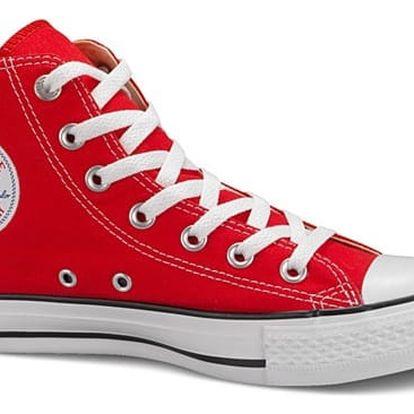 Kotníkové boty Converse CHUCK TAYLOR ALL STAR Core Red 42
