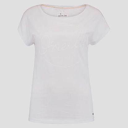 Tričko O´Neill LW JACKS BASE LOGO T-SHIRT Bílá