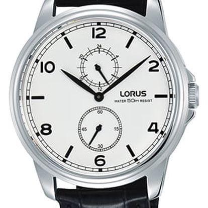 Lorus R3A27AX9 + nůž, pojištění hodinek, doprava ZDARMA, záruka 3 roky