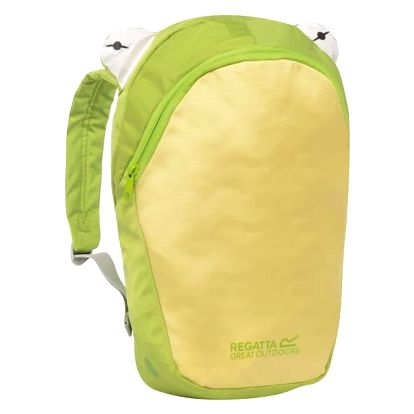 Dětský batoh Regatta EK013 ZEPHYR DAYPACK Frog (Green)