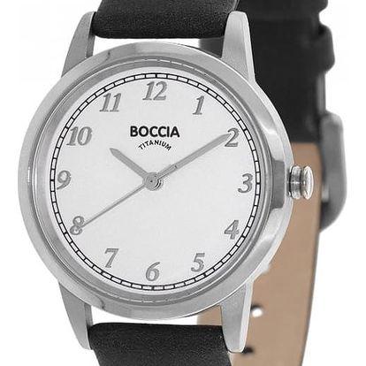 Boccia Titanium 3257-01 + nůž, pojištění hodinek, doprava ZDARMA, záruka 3 roky