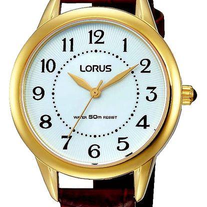 Lorus RG252JX9 + nůž, pojištění hodinek, doprava ZDARMA, záruka 3 roky