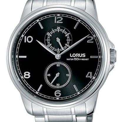 Lorus R3A21AX9 + nůž, pojištění hodinek, doprava ZDARMA, záruka 3 roky