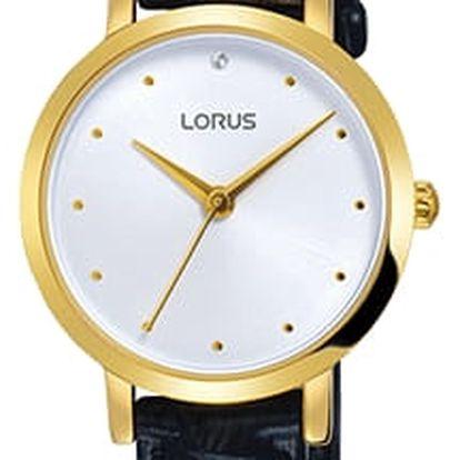 Lorus RG252MX8 + nůž, pojištění hodinek, doprava ZDARMA, záruka 3 roky