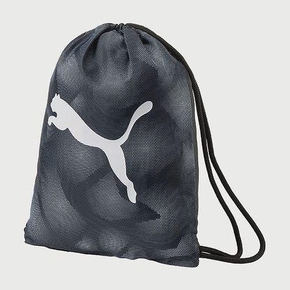 Sáček Puma Alpha Gym Sack Black Černá
