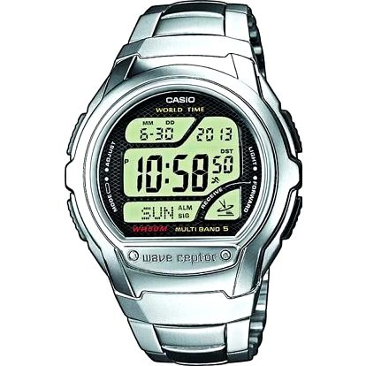 Casio WV 58D-1A + nůž, pojištění hodinek, doprava ZDARMA, záruka 3 roky