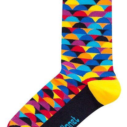 Ponožky Ballonet Socks Sunset, velikost36–40