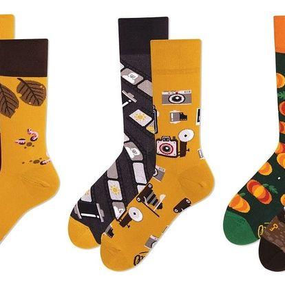 Set ponožek Many Mornings Golden Hour, vel. 35-38