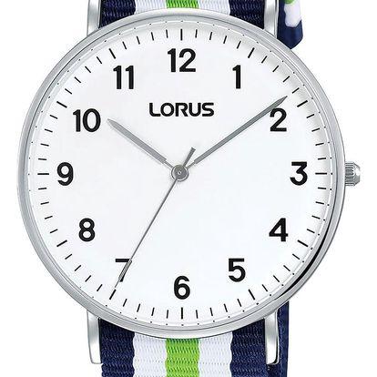 Lorus RH817CX8 + nůž, pojištění hodinek, doprava ZDARMA, záruka 3 roky