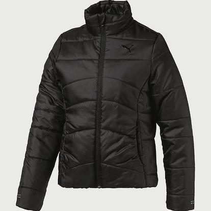 Bunda Puma Ess Padded Jacket G Black Černá