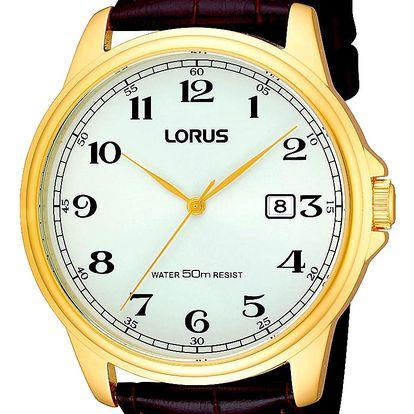 Lorus RS982AX9 + nůž, pojištění hodinek, doprava ZDARMA, záruka 3 roky