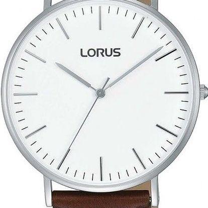 Lorus RH881BX9 + nůž, pojištění hodinek, doprava ZDARMA, záruka 3 roky