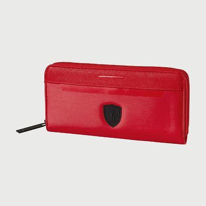 Peněženka Puma Ferrari Ls Wallet F Rosso Corsa Červená