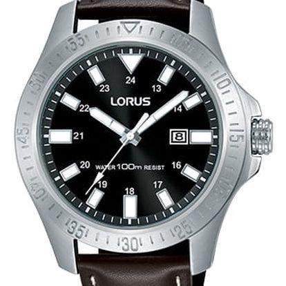 Lorus RH923HX9 + nůž, pojištění hodinek, doprava ZDARMA, záruka 3 roky