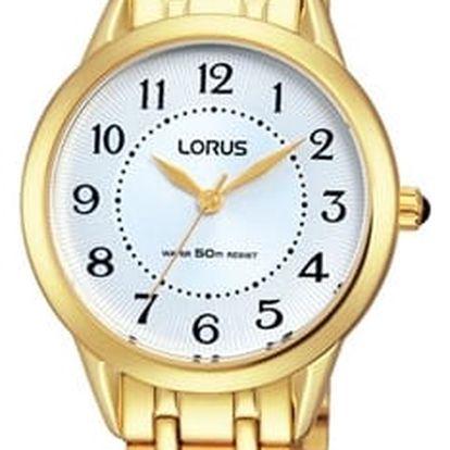 Lorus RG248JX9 + nůž, pojištění hodinek, doprava ZDARMA, záruka 3 roky