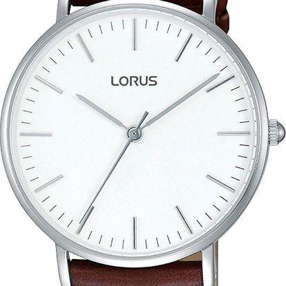 Lorus RH885BX9 + nůž, pojištění hodinek, doprava ZDARMA, záruka 3 roky