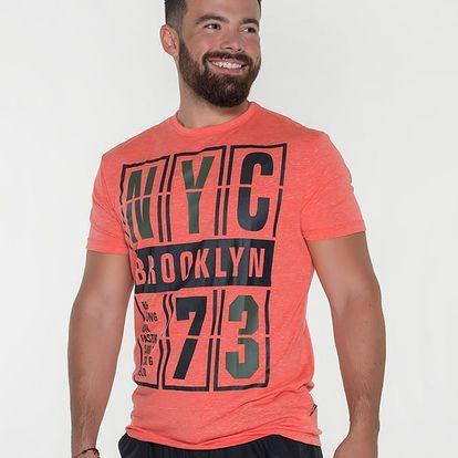 Tričko SAM 73 MT 726 Oranžová